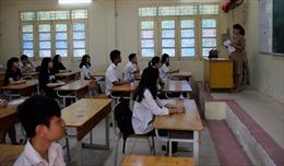 Thi lớp 10 Hà Nội: Thí sinh bước vào môn thi Ngữ văn