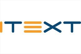 iText Group ra mắt sản phẩm mới iText pdfOCR có các tính năng hiện đại xử lý văn bản kỹ thuật số