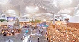Sân bay Quốc tế Istanbul (Thổ Nhĩ Kỳ) khai trương bảo tàng mới ngay tại sân bay