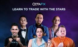 Nền tảng OctaFX tổ chức các buổi học về giao dịch ngoại hối với sự tham gia của 5 người nổi tiếng Malaysia