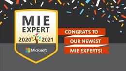 Chương trình Nhà giáo dục sáng tạo của Microsoft 2020 thu hút 4.366 chuyên gia đến từ châu Á – Thái Bình Dương