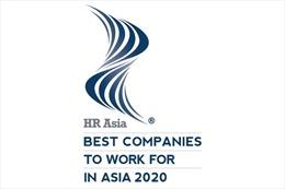10 công ty Hàn Quốc được xếp hạng là doanh nghiệp có các điều kiện tốt nhất để làm việc ở châu Á