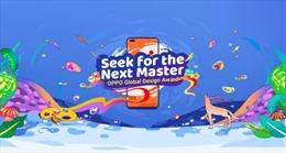 OPPO tổ chức cuộc thi Giải thưởng Thiết kế toàn cầu OPPO để tìm kiếm NTK tài năng