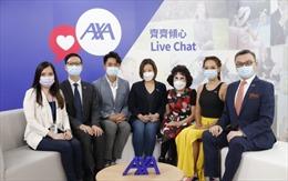 """AXA Hồng Kông tổ chức """"Trò chuyện trực tiếp Ngày Sức khỏe tâm thần thế giới của AXA"""""""