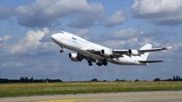Trong quý 4/2020, Dachser thực hiện dịch vụ bay charter hàng tuần từ Frankfurt đến Thượng Hải