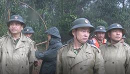 Hình ảnh cuối cùng của 13 đồng chí hy sinh khi làm nhiệm vụ tại Thủy điện Rào Trăng 3