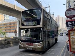 Các lái xe bus ở Hồng Kông có nguy cơ bị bệnh tim mạch cao hơn các lái xe thông thường