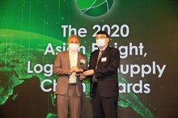 DHL Express được vinh danh là nhà cung cấp dịch vụ logistics tốt nhất tại lễ trao Giải AFLAS 2020