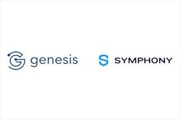 Genesis hợp tác với Symphony để đẩy mạnh kết nối và số hóa đối với cộng đồng tài chính toàn cầu