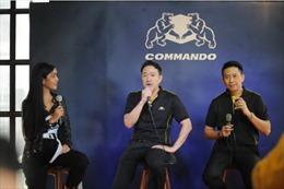 Thương hiệu đồ uống tăng lực COMMANDO chính thức thâm nhập thị trường Thái Lan