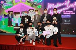 Ban nhạc C AllStar của Hồng Kông sẽ tổ chức buổi biểu diễn ảo trên Minecraft của Microsoft