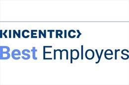 Ngân hàng DBS và Cipta Kridatama được Kincentric đánh giá là 2 chủ sử dụng lao động tốt nhất Indonesia