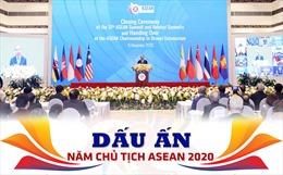 Dấu ấn Năm Chủ tịch ASEAN 2020