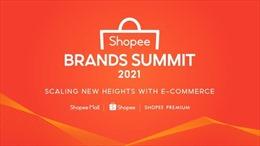 Shopee khởi động các sáng kiến dành cho Shopee Mall tại Hội nghị cấp cao các thương hiệu Shopee
