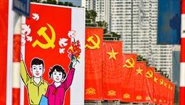 Đại hội đại biểu toàn quốc lần thứ XIII của Đảng họp phiên trù bị