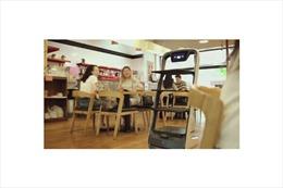 Robot PuduBot bắt đầu phục vụ khách hàng tại Nhà hàng BBQ Hàn Quốc ở Melbourne (Australia)