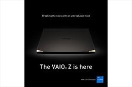 Công ty VAIO® sản xuất máy tính xách tay với khung bằng sợi carbon được đúc 3D đầu tiên trên thế giới