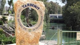 Khám phá khu du lịch tâm linh nổi tiếng Yardenit của Israel