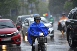 Tây Nguyên và Nam Bộ mưa lớn, vùng biển phía Nam mưa dông, gió giật mạnh