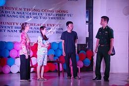 Bộ đội biên phòng Bình Thuận tăng cường truyền thông phòng ngừa di cư trái phép