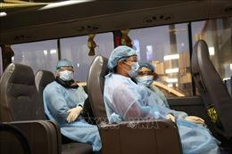 30 công dân Việt Nam từ Vũ Hán về nước an toàn, thêm 3 bệnh nhân nCoV được xuất viện