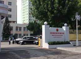 Thứ trưởng Bộ GD& ĐT Lê Hải An tử vong do rơi từ tầng 8 tại trụ sở