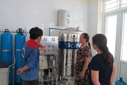 Australia giúp Việt Nam xây dựng hệ thống lọc nước ở đồng bằng sông Hồng