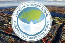 Diễn đàn Phụ nữ Á-Âu lần thứ hai khai mạc tại Saint-Petersburg