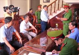 Bắt tạm giam nguyên Chủ tịch Ủy ban nhân dân huyện Đông Hòa, Phú Yên