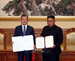 Truyền thông Triều Tiên tích cực đưa tin về các thỏa thuận liên Triều