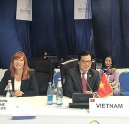 Hội nghị Cấp cao Pháp ngữ lần thứ 17 khẳng định vai trò của các tổ chức đa phương