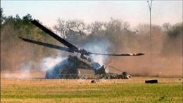 Rơi máy bay trực thăng quân sự ở Philippines làm 7 người thiệt mạng