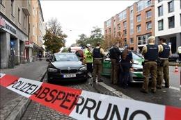 Đức bắt nghi phạm người Syria âm mưu tấn công khủng bố