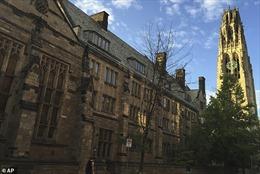 Đại học Yale đuổi nữ sinh viên mua suất học 1,2 triệu USD
