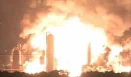 Syria: Nhiều nhà máy lọc dầu bị tấn công khiến ít nhất 4 người thiệt mạng