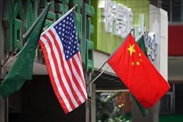 Thỏa thuận thương mại Mỹ-Trung chưa thể khôi phục niềm tin toàn cầu