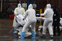 Diễn biến dịch COVID-19 tới 6h sáng 12/4: Thế giới có gần 108.500 ca tử vong, Mỹ đứng đầu về số người chết