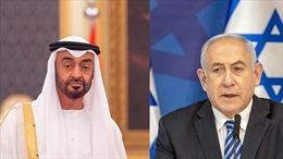 Israel và UAE đạt thỏa thuận hòa bình lịch sử