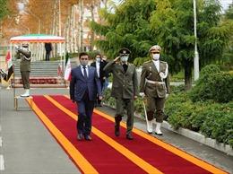 Iran tăng cường hợp tác quân sự với Iraq sau thông tin Mỹ giảm quân số