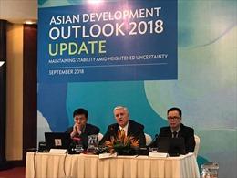 ADB giảm dự báo kinh tế Việt Nam năm 2018