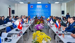 Việt Nam đóng góp nguồn nhân lực chất lượng cao cho hoạt động gìn giữ hoà bình của Liên Hợp quốc