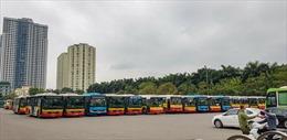 Hà Nội yêu cầu khử khuẩn toàn bộ xe buýt