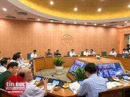 Từ 0 giờ ngày 1/8: Hà Nội cấm triệt để trà đá vỉa hè; tạm dừng hoạt động đông người