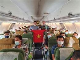 Người Việt Nam từ một số nước châu Phi muốn về nước cần phải làm gì?