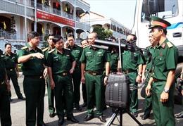 Bộ Quốc phòng đề xuất kiểm soát chặt chẽ thiết bị flycam