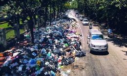 Chủ tịch UBND TP Hà Nội: Trong ngày 17/7, sẽ cơ bản dọn sạch rác nội thành