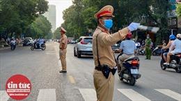 Hà Nội đảm bảo an toàn giao thông cho kỳ thi tốt nghiệp THPT 2020