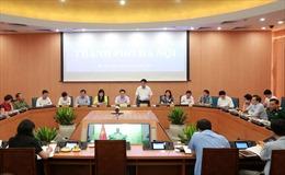 Hà Nội đề nghị hỗ trợ mua test nhanh thử COVID-19