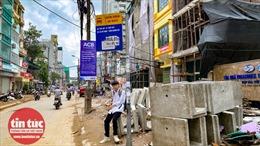 Phản hồi thông tin của báo Tin tức về việc thi công đường Vũ Trọng Phụng: Quận Thanh Xuân 'nghiêm túc tiếp thu'