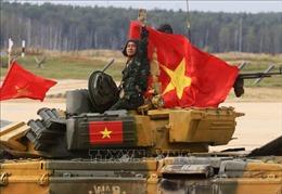 Cách ly đoàn thể thao của quân đội dự Army Games từ Liên bang Nga về Hà Nội